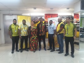 Jacks of PNG partners with Team PNG
