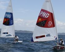 Sailing Competitions ends