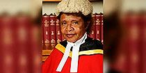 Team PNG salutes Justice Davani