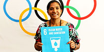 Lua Rikis: SDG Champion for Goal 6 - Clean Water and Sanitation