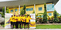 IBSU giving educational opportunities to Team PNG athletes