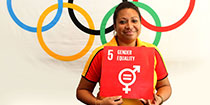 Tania Mairi-Mahuru: SDG Champion for Goal 5 - Gender Equality