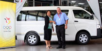 Toyota bus up for grabs at PM's Corporate Golf Challenge