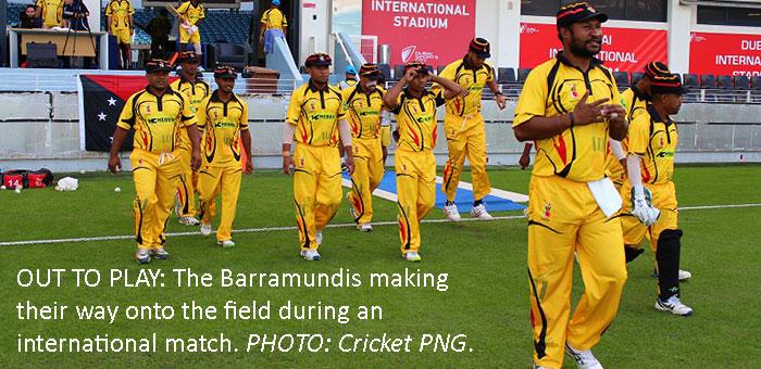 Barras return to region for 2020 ICC World T20 Qualifier