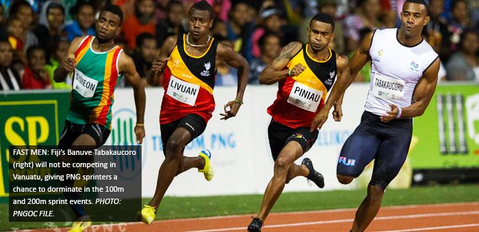 Athletics PNG names Mini Games team for Vanuatu